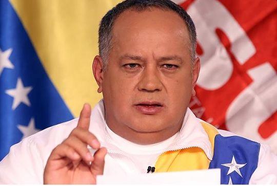 Diosdado Cabello| Foto: Archivo