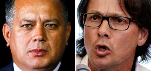 Diosdado Cabello, arremetió este miércoles contra el presidente de Empresas Polar, Lorenzo Mendoza