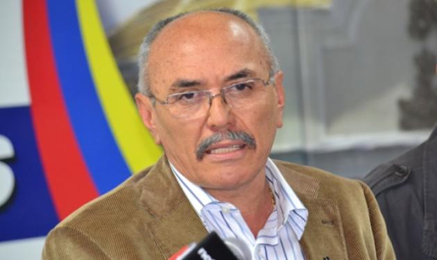El diputado Ismael García | Foto: Archivo