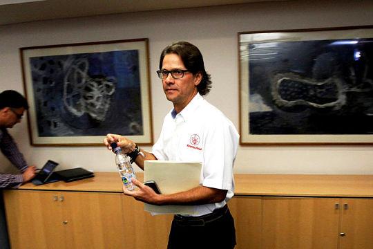 Lorenzo Mendoza, Presidente de Empresas Polar | Foto: Archivo