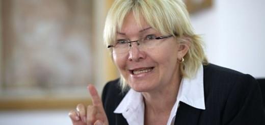 La fiscal general de Venezuela, Luisa Ortega| Foto: Archivo