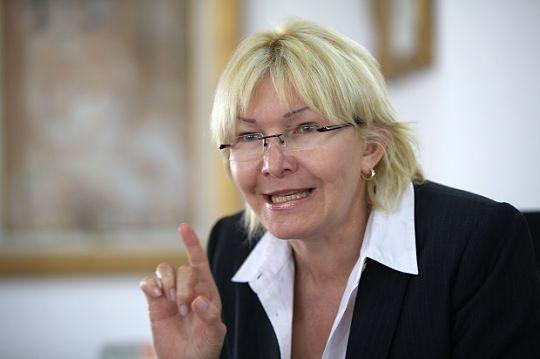 Luisa Ortega Díaz evaluará oferta de asilo político realizada por Colombia | Foto: Archivo