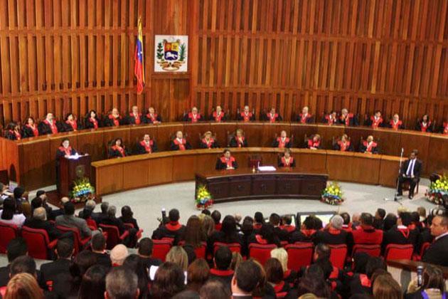 Sala Penal del TSJ designó a su nuevo presidente |Foto archivo