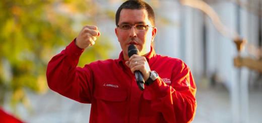 Vicepresidente Jorge Arreaza