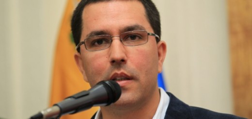 Ministro Jorge arreaza | Imagen referencial