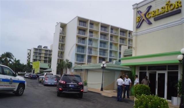 Robo en casino de Aruba