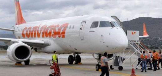 Conviasa suspende hasta nuevo aviso vuelos a Bogotá |Foto: cortesía