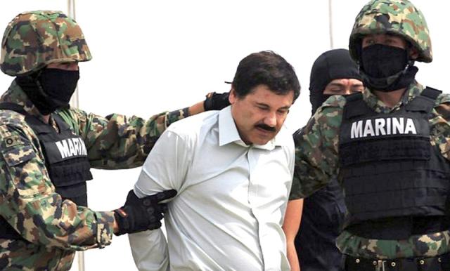 Joaquín 'El Chapo' Guzmán |Foto: Archivo