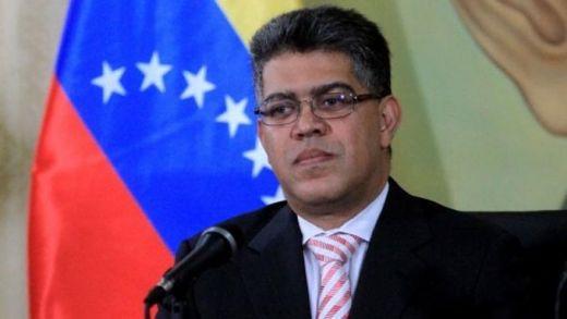 Elías Jaua  Foto: archivo