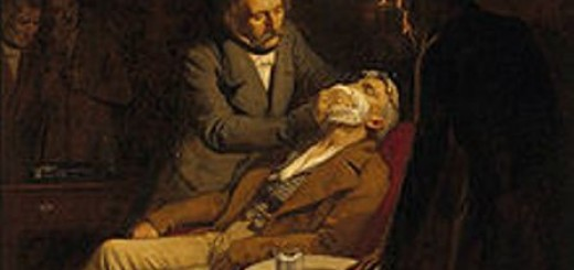 Foto |William Thomas Green Morton emplea por primera vez el éter como anestésico, dando origen a la cirugía sin dolor