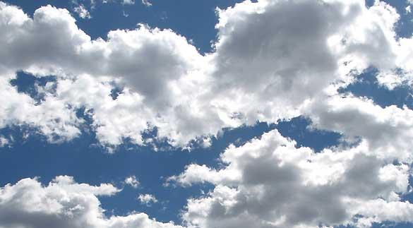 Gran parte del Territorio Nacional se observará poca nubosidad |Foto referencial