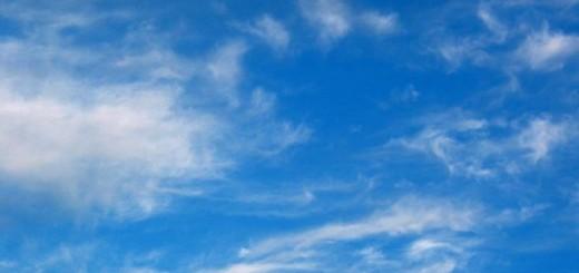 Gran parte del país se mantiene con nubosidad parcial sin precipitaciones