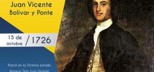 Foto| Juan Vicente Bolivar y  Ponte