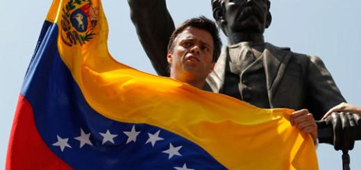 Líder opositor y preso político, Leopoldo López|Foto: archivo