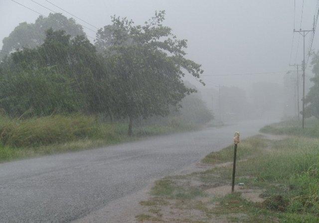 Onda Tropical generará abundante nubosidad y preciputaciones  Imagen refencial