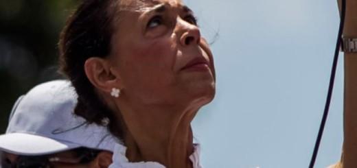 Madre de Leopoldo López,  Antonieta Mendoza