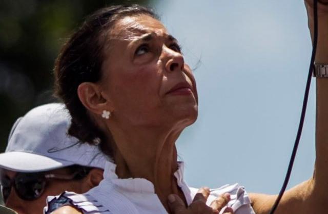 Madre de Leopoldo López,  Antonieta Mendoza |Foto archivo