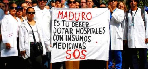 Protesta de médicos | Imagen de referencia