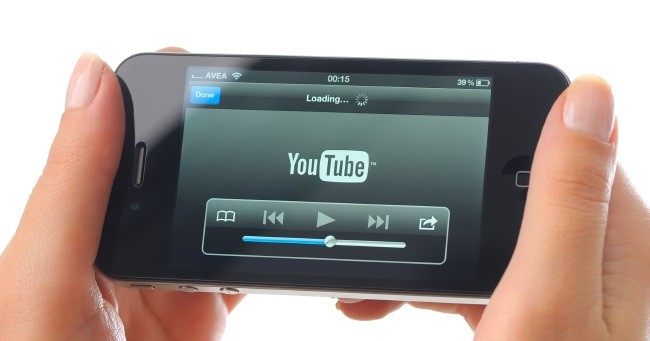 youtube Móvil | imagen referencial