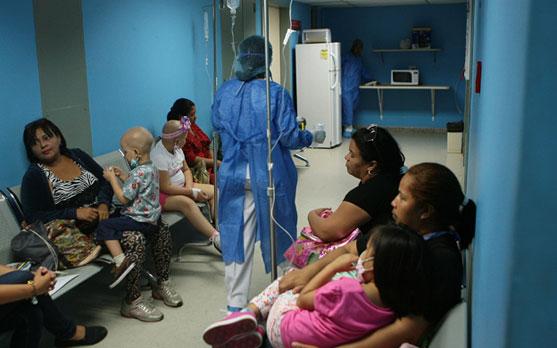 En el Zulia denuncian un déficit 70% de oncólogos