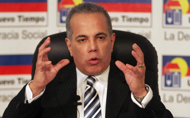 Manuel Rosales | Imagen de referencia