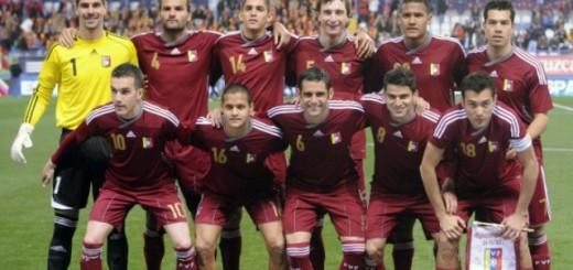 Selección de futbol Venezolana | Foto de referencia