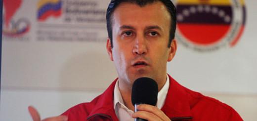 Tareck El Aissami, Gobernador del estado Aragua | Foto: Archivo