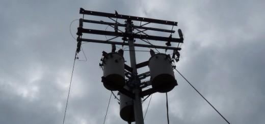 Apagones dañan los transformadores  Imagen de referencia