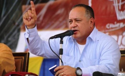 Presidente de la Asamblea Nacional, Diosdado Cabello