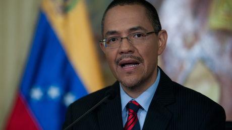 Ernesto Villegas, Ministro de Comunicación e Información| Foto: Archivo
