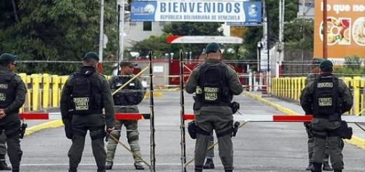 Frontera colombo-venezolana / Imagen de referencia