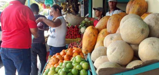 Frutas y hortalizas  Foto archivo