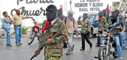 Alertan sobre planes de amedrentamiento de colectivos y grupos paramilitares el 6D