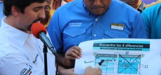 Imagen de referencia / Foto: Prensa MUD