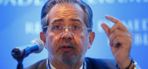 El presidente editor de El Nacional, Miguel Henrique Otero