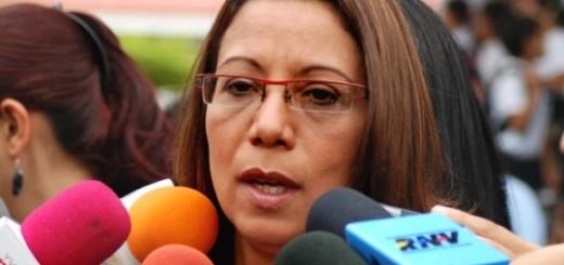 Diputada Tania Díaz / Foto: archivo