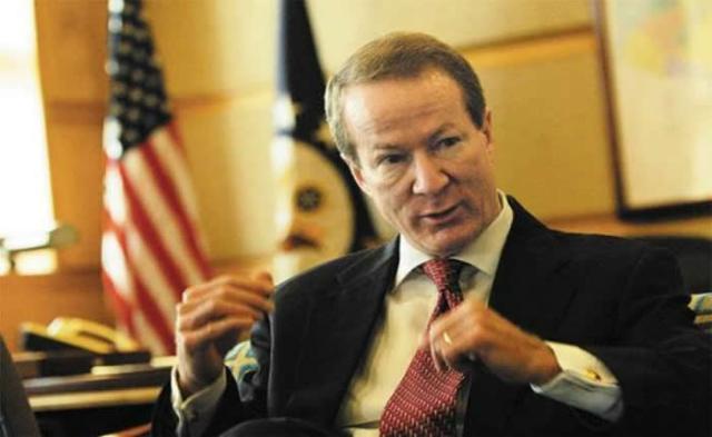 William Brownfield, Subsecretario para Asuntos Antinarcóticos en EEUU | Foto: Cortesía