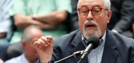 Ramón Guillermo Aveledo, dirigente opositor |Foto archivo