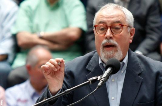 Ramón Guillermo Aveledo, dirigente opositor