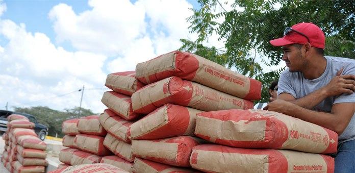 De infarto conoce el precio que cementeras estatales - Precio de saco de cemento gris ...