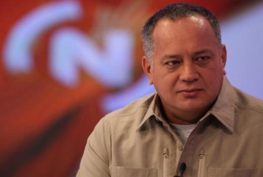 Diosdado Cabello, Diputado de la Asamblea Nacional (PSUV) |Foto archivo
