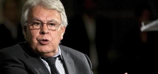 Felipe González, Expresidente español | Imagen de referencia