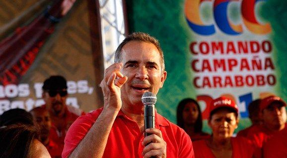Freddy Bernal Foto: Archivo