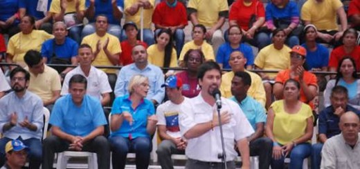 Freddy Guevara, Candidato a la AN por la MUD