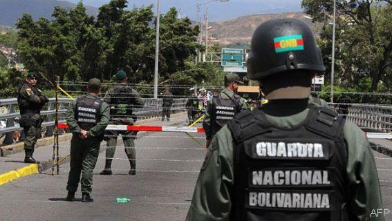 GNB en la frontera Venezuela - Colombia | Imagen de Referencia