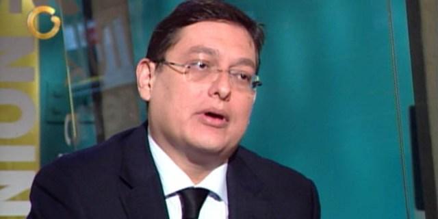 José Vicente Haro, abogado constitucionalista | Imagen referencial