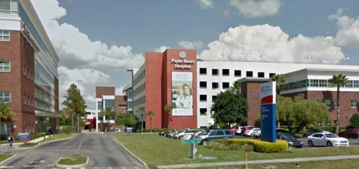 Un hombre abre fuego en un hospital en Florida, EE.UU.