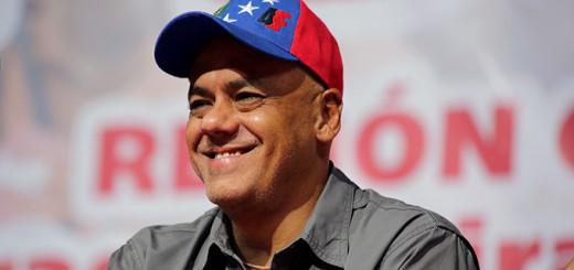 Jorge Rodríguez / Imagen de referencia
