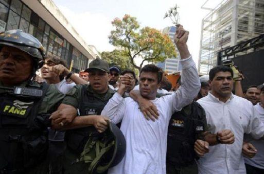 Líder Opositor, Leopoldo López / Foto: Archivo