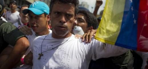 Líder opositor, Leopoldo López|Foto: archivo